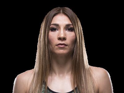 Irene Aldana (México) – carreira no UFC e cartel de lutas